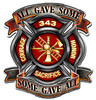 All Gave Some Metal Sign 16 x 16 Inches