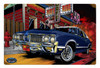 Retro Olds 442 Metal Sign 18 x 12 Inches