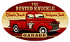 Retro Old Truck Metal Sign 24 x 14 Inches