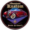 American Custom Metal Sign 14 x 14 Inches