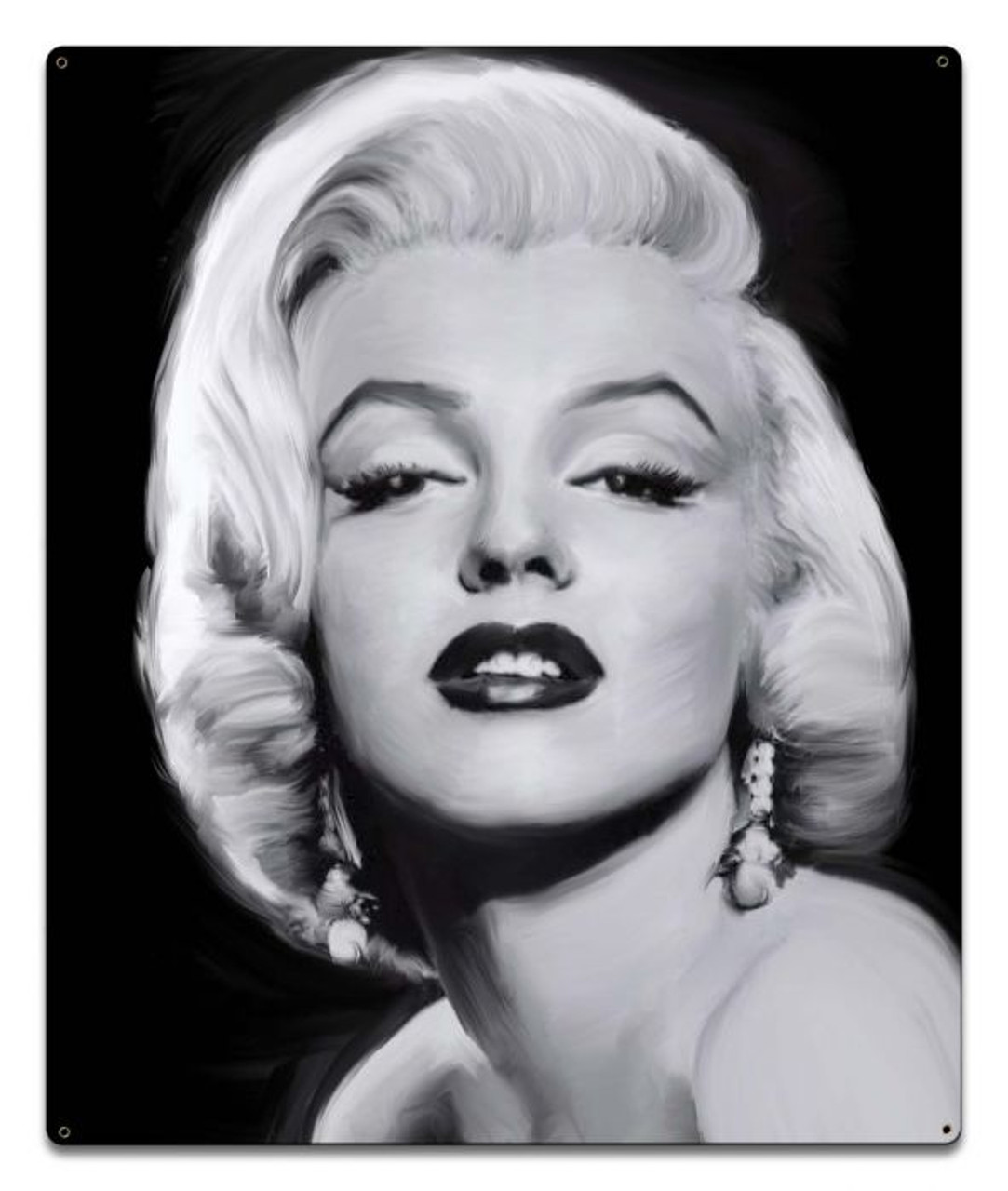 Come To Me Marilyn Monroe Metal Sign 30 x 36 Inches