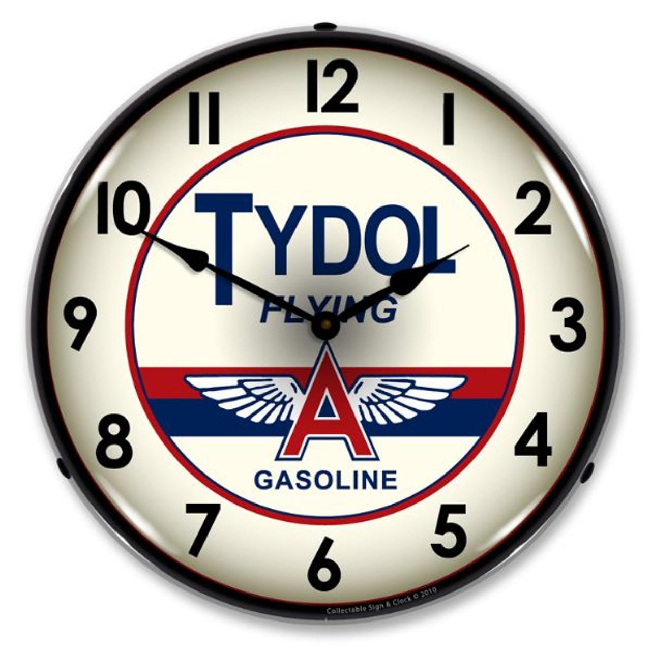 Tydol Lighted Wall Clock