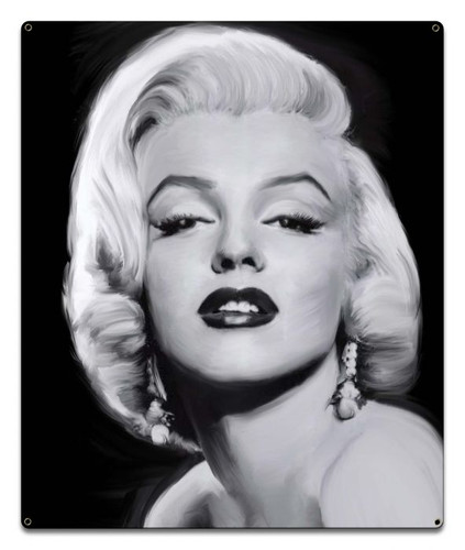 Come To Me Marilyn Monroe Metal Sign 20 x 24 Inches