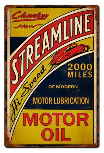Streamline Motor Oil