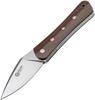 """Boker Arbolito Farkas Nomad BO02BA372, 3"""" Bohler N695 Stainless Blade"""