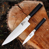 """Shun Classic 2 piece Set - 8"""" Chef Knife and 3.5"""" Paring Knife"""