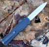 "BenchMade BM3400 Autocrat, 3.71"" CPM-S30V Plain Blade, Black G-10 Handle"