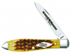 "Case Limited XX Edition XXV Honeycomb Bone Tear Drop 11978, 4 1/8"" Closed Length SS Blade"