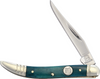Rough Ryder Texas Toothpick Blue Smooth Bone, 3 in. Closed