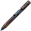 """Boker Tactical Pen, 5"""" overall. Pocket clip. Titanium construction"""