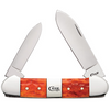 Case Canoe 14486 Tequila Sunrise Bone Handle (62131 SS)
