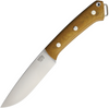 "Bark River Fox River Natural Canvas BA01153MNC, 4"" CPM-154 Natural Canvas Micarta Handle"