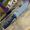 "ESEE-4 4PDT-005, 4.5"" 1095 Carbon Steel DT Plain Blade, Coyote/Black G10 3D Handle, Black Sheath"