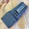 "ESEE-5 5POD-017, 5.25"" 1095 Carbon Steel OD Green Plain Blade, Green Canvas Micarta 3D Handle, Black Kydex Sheath"