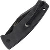 "CRKT Gulf Linerlock CR2795, 4.079"" 8Cr13MoV Plain Blade, Black G10 Handle"
