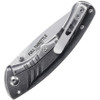 "CRKT Full Throttle Framelock A/O CR7031, 2.902"" 8Cr13MoV Plain Blade, Black G10  Front w/ 2Cr13 SS Back Handle"