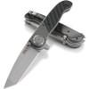 "CRKT M40 Deadbolt Lock Tanto CRM400, 2.937""  1.4116 Plain Blade, Bolster - 6063 Al | Onlay - Glass Reinforced Nylon Handle"