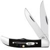 Case Pocket Hunter 65227 Jigged Buffalo Horn Handle (BH2165 SS)