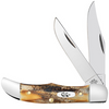 Case Pocket Hunter 5621 Genuine Stag Handle (52165 SS)