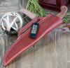 "TOPS Earth Skills Knife TPESK01, 8.25"" 1095 RC 56-58 Tumble Finish Plain Blade, Tan Canvas Micarta Handle"
