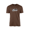 Benchmade Men's Banner T-Shirt Bark, Large