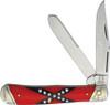 Rough Ryder Dixieland Trapper, RR1759, Confederate Flag Composition