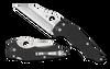 "Spyderco C253G YoJumbo, 4.0"" CPM S30V Plain Blade"
