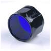 Fenix, AD302B, Filter Adapter Blue, Fits TK11, TK12