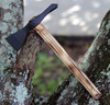 American Tomahawk Model 1 Gold Point ATC810720, Hickory Handle