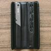 SOG ID1031-CP Baton Q4  Multi-Tool, Black & Gray Body, Black Nylon Sheath