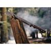 "Barebones Living Woodsman Japanese Nata Tool, 12"" 3CR13 SS Blade, Hard Wood Handle"