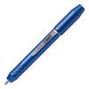 "CRKT TPENBOND2 Techliner Super Shorty, Magnetic Secure Cap, 4"" Blue Aluminum Body"