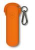 Victorinox Swiss Army Headphones Silicone Case - Mango Tango 4.0451