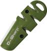 Lansky D-Sharp - Green Synthetic Diamond Sharpener D-Sharp