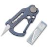 CIVIVI Polymorph Carabiner - Blue Ti  (Multi-Tool) C20045-3