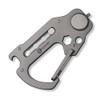 CIVIVI Polymorph Carabiner - Gray Ti (Multi-Tool) C20045-1