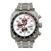 Zippo Z45020 Sport Watch-White Face-Stainless Steel Band 45020