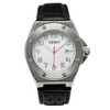 Zippo Z45008 Sport Watch-White Face-Black Leather Band 45008
