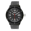 Zippo Z45007 Work Watch-Black Face PVD-Stainless Steel Band 45007