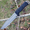 "TOPS APAD-02 Apache Dawn 2  Rockies Edition, 6.75"" 1095 Carbon Steel Plain Blade, Rocky Mountain Tread"
