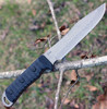 "TOPS APAD-02 Apache Dawn 2  Rockies Edition, 6.75"" 1095 Carbon Steel Plain Blade, Rocky Mountain Tread"