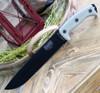 ESEE JUNGLAS-KO, Black Blade, Micarta Handle, Knife Only