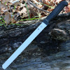Spyderco K01SBK Bread Knife, 10.24 in Blade, Polypropylene Handles