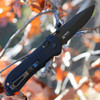 Benchmade 917SBK Tactical Triage, 3.48 in CPM-S30V Black Serrated Blade, G-10 Handle
