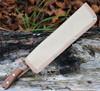 ESEE Knives EXPAT Libertariat Machete EX-PAT-M9, 9.0 in. SAE 1075 Steel, Walnut Handle