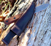 "Ka-Bar Becker Kephart BK62, 5.125"" 1095 Crovan Blade, Walnut Handle"