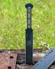 "Shadow Tech Achilles Short Sword, 11"" Black 8670 High Carbon Steel, OD Green/Black Handle"