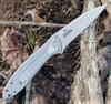 """Kershaw 1660 LEEK, 3"""" Sandvik 14C28N Plain Blade, 410 SS Handle"""