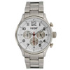 Zippo Z45000 Sport Watch-White Face-Stainless Steel Band 45000
