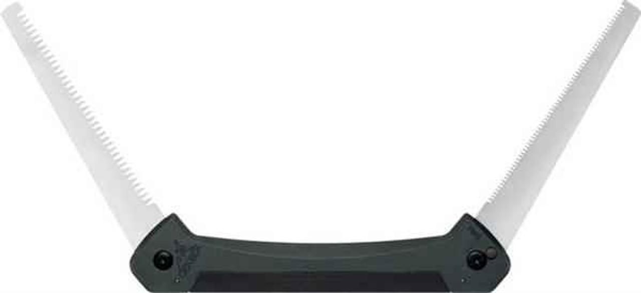 """Gerber Gator Two-Fold Saw, 25.7"""" Overall Length"""